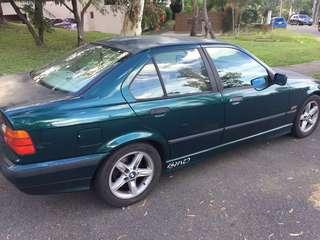 BMW 323i E36 Auto 1996