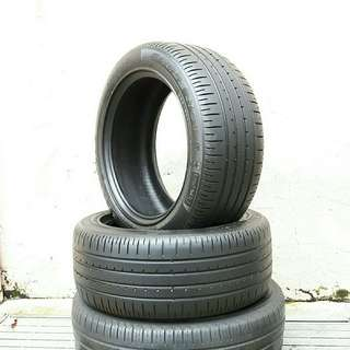 Used 225/50 R17(Sold) Goodyear- Run Flat tyre (2pcs) 🙋‍♂️