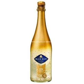 Blue Nun Sparkling Gold Edition 德國藍仙姑金箔氣酒