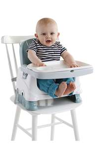 *instock* Fisher-Price Healthy Care Deluxe Booster Seat chair