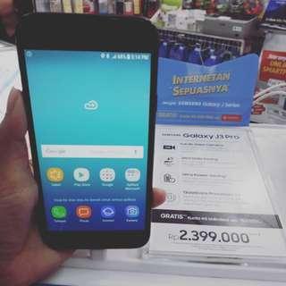 Samsung J3 Pro only 2.399.000 , bisa kredit promo 9 bulan