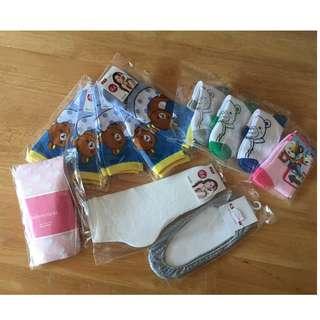 Children's Sock  - Assorted Design