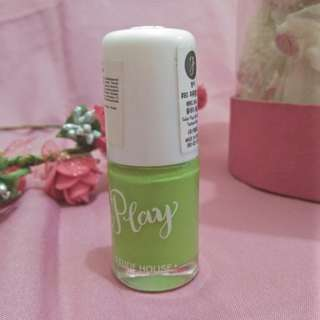 Etude Play Nail Polish, cat kuku etude house