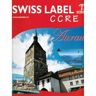 Swiss Label CCRE