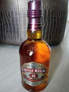 Chivas Regal Aged 12 Years