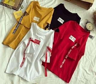 Harajuku oversize shirt