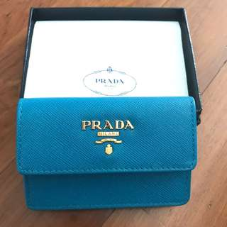 BNIB Prada Business Card Holder -