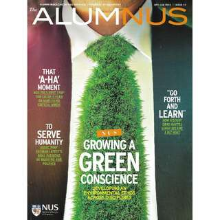 ALUMNUS Issue 93 (Apr-Jun 2013)