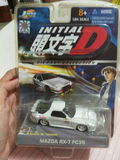 Initial D Die Cast Collection