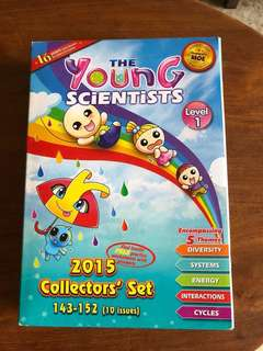 The Young Scientists (Level 1) 2015