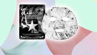 GlamGlow Bubble Mask