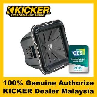 """KICKER Q-Class L7 12"""" Dual 4 Ohm Subwoofer, 1800W - L7124"""