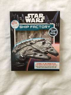 Starwars Ship factory