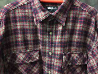 Uniqlo Flannel M (Men size)