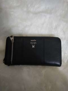 Authentic anello long wallet