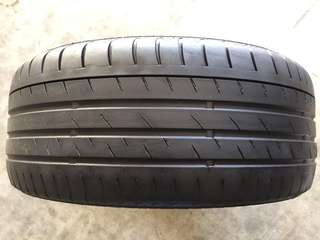 245/45/18 Continental CSC3 Tyres On Sale