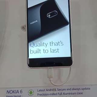 Nokia 6, cicilan paling murah