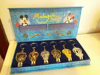 (NEW)Disney Mickey -Five Nail Clippers Set