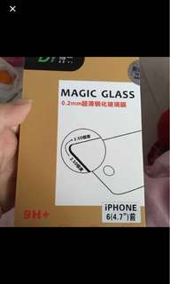 iphone6/6s tempered glass