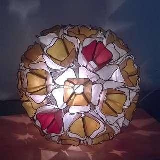 Lantern Ball Capiz