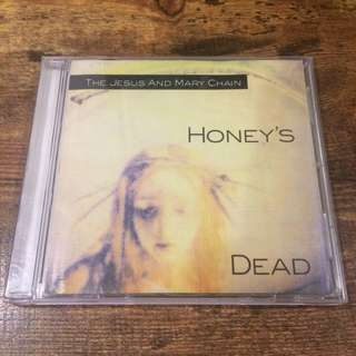 Jesus and the mary chain - honeys dead cd