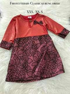 Classic Kurung Dress