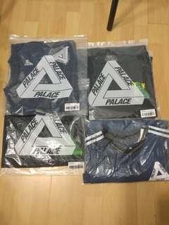 [INSTOCK] Palace Tee Shirts / Long sleeve