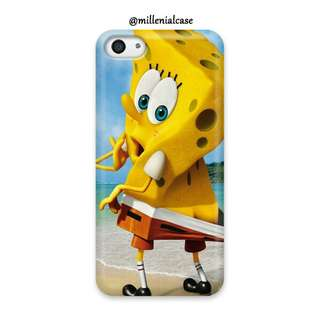 Premium spongebob softcase/hardcase(bs custom design)