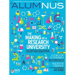 ALUMNUS Issue 92 (Jan-Mar 2013)