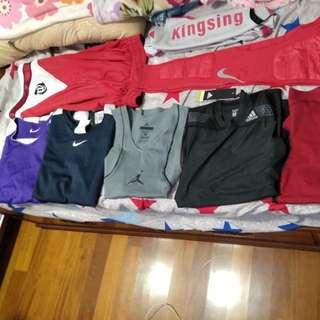 Nike Jordan Adidas Pro 波衫褲