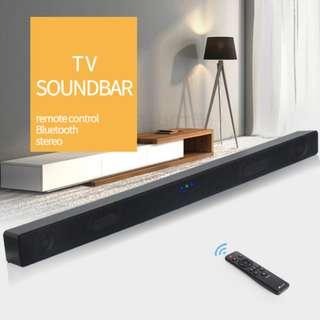 Soundbar Wireless Brand New Amoi  Bluetooth Home Theatre System Speaker Hang Wall
