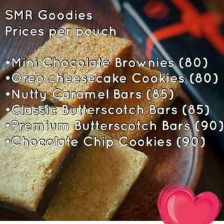 SMR Baked Goodied Pre-order