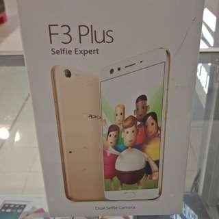 Oppo F3 Plus cicilan tanpa kartu kredit