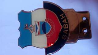 Sabah car logo