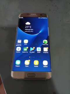 S7 EDGE Dual Simcard 4/32GB ex SEIN Gold