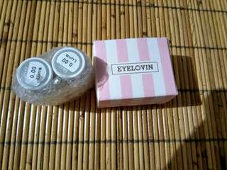 Eyelovin Softlens Grey