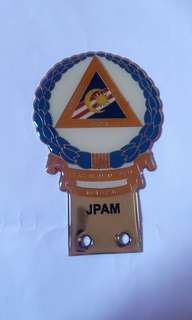 Jpam car logo