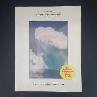 Essentials of Economics 9th Edition