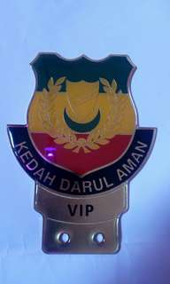 Kedah car logo