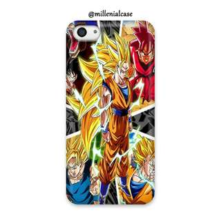 Premium dragonball softcase/hardcase (bs custom design)