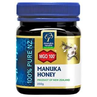 Manuka Health MGO100+ Manuka Honey 250g (Product Code. MH12-1)