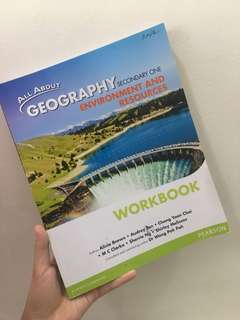 Sec 2 Geography Workbook