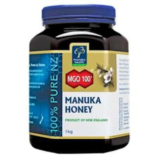 Manuka Health MGO100+ Manuka Honey 1kg (Product Code. MH12-3)
