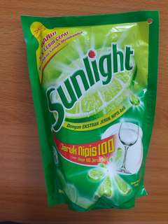 New Sunlight Jeruk Nipis (Uk. Besar)