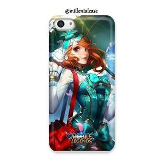 Premium Mobile legend softcase/hardcase(bs custom design)