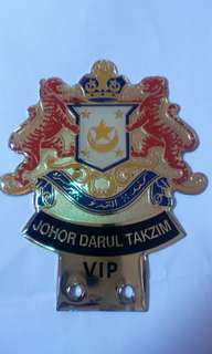 Johor car logo