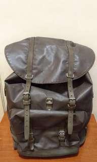 Vintage swiss army rucksack