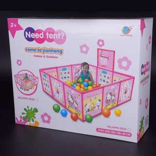 Play tent (indoor & outdoor)