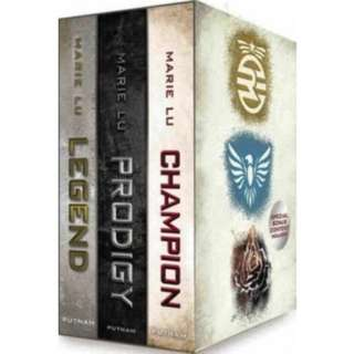 The Legend Trilogy Box Set by Marie Lu