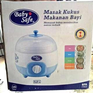Baby Safe Masak Kukus Makanan Bayi